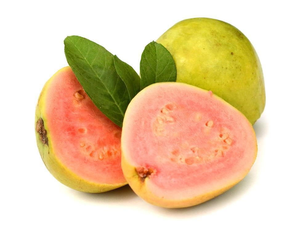 Pictures Of Fruit Guava